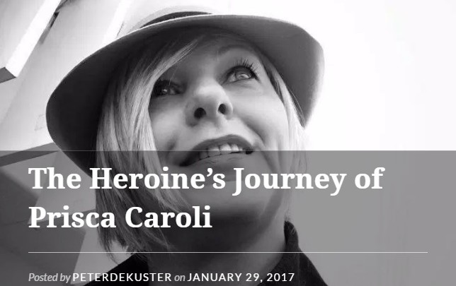 Intervista: my heroine's journey